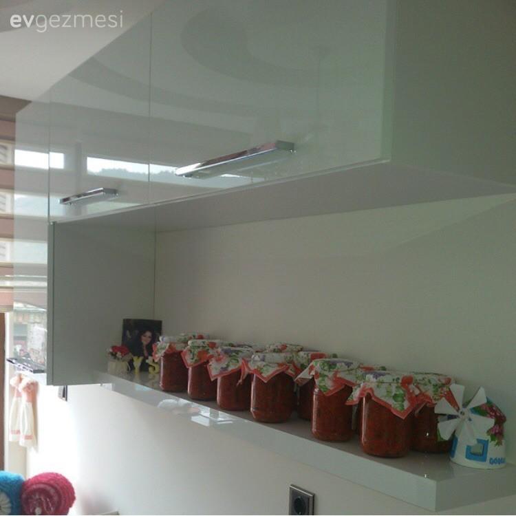 Mutfak Tavan Tasarimlari 5: Seda Hanımın Gösterişli Tavanlarla şekillenen şık Evi