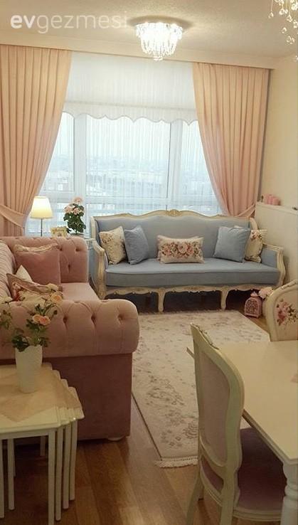 gizem han m n country stil esintili zarif ve tatl evi. Black Bedroom Furniture Sets. Home Design Ideas