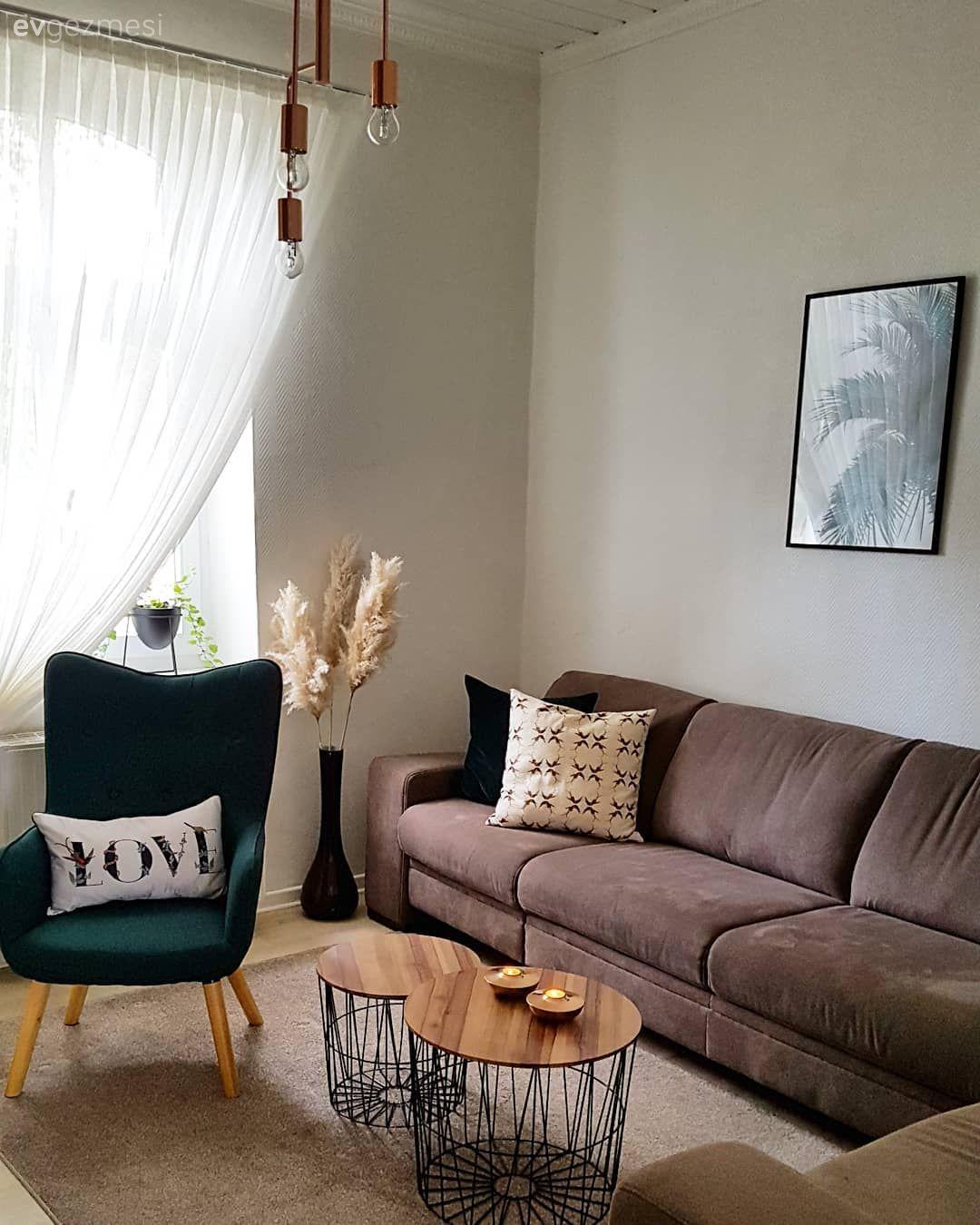Bu Evin Sıcak ve Samimi Stili Uyumlu Aksesuarlarla Zenginleşiyor - 11   Ev  Gezmesi