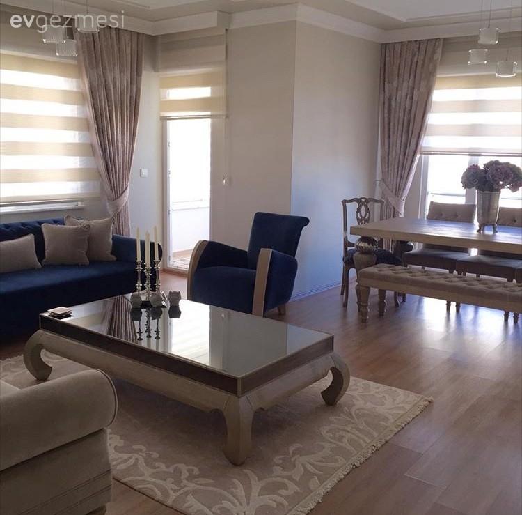 Funda han m n k ve hareketli bir havas olan 28 m2 39 lik for 30 m2 salon dekorasyonu