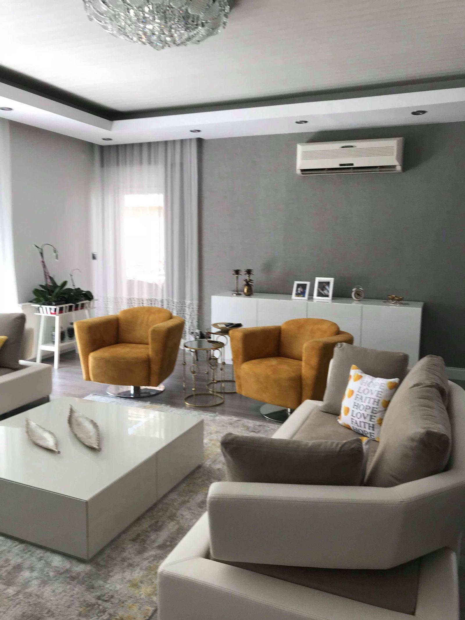 Modern evlerin sırrı: Asma tavan