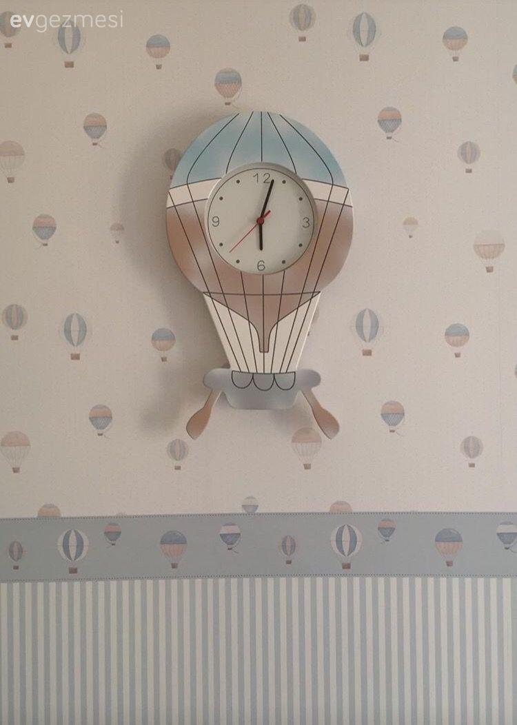 Ucan Balon Konseptiyle Hayalci Ve Neseli Bir Cocuk Odasi 5 Ev