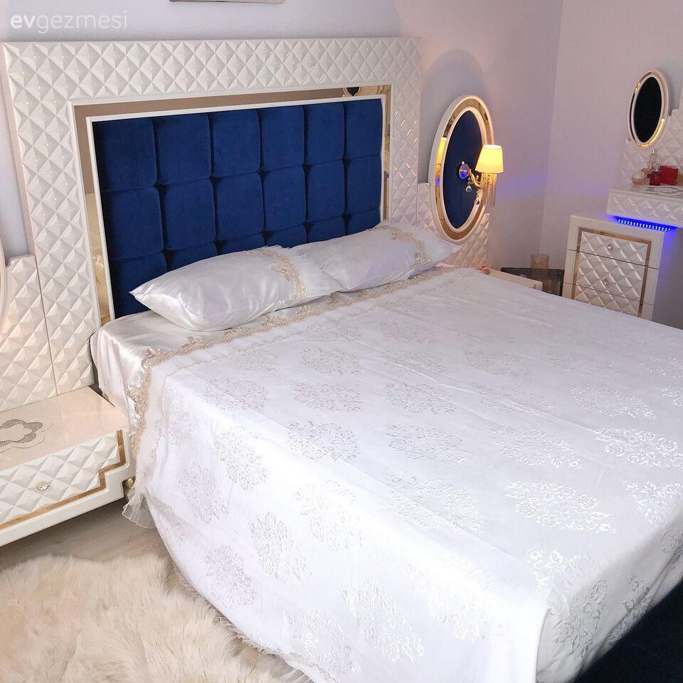 Yatak Başlığı Renk Seçimi