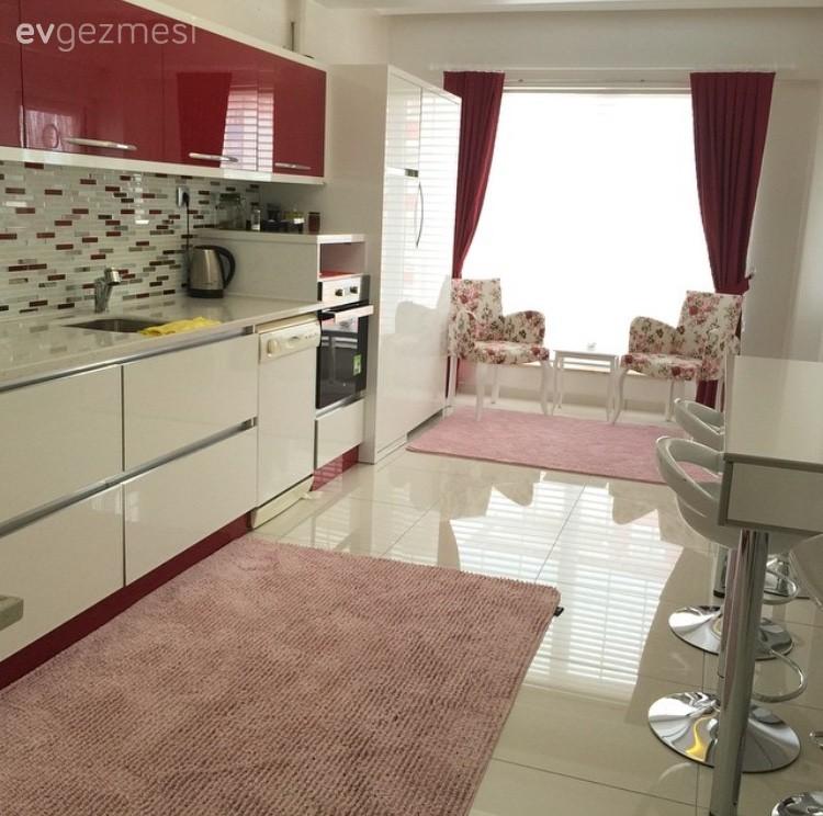 Mutfak Tavan Tasarimlari 5: Ev Dekorasyonu, Salon, Mutfak Ve Banyo Fikirleri