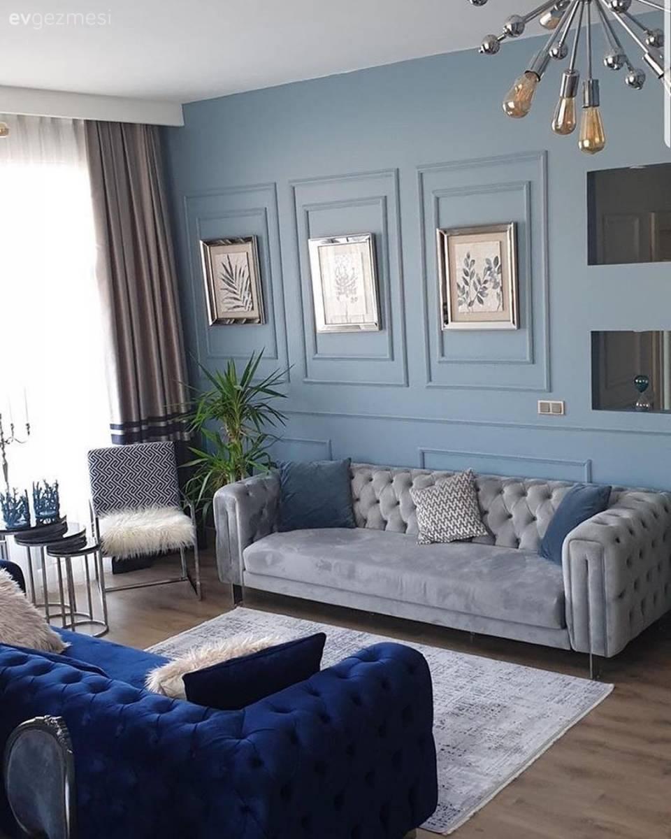 Ev Dekorasyonu Salon Mutfak Banyo Dekorasyonları Ev Gezmesi